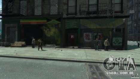 Rasta Bar para GTA 4