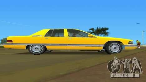 Buick Roadmaster 1994 para GTA Vice City vista direita