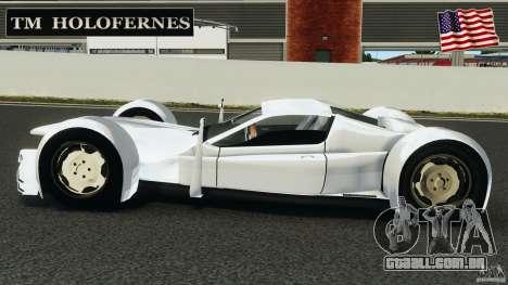 TM Holofernes 2010 v1.0 Beta para GTA 4 esquerda vista
