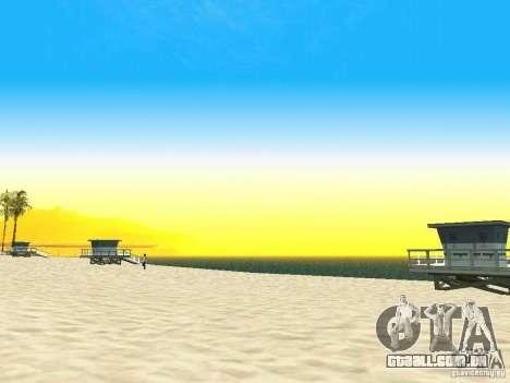 Timecyc novo para GTA San Andreas por diante tela