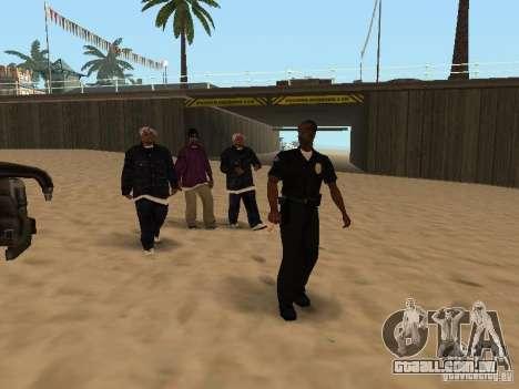 Tenpenny para GTA San Andreas terceira tela