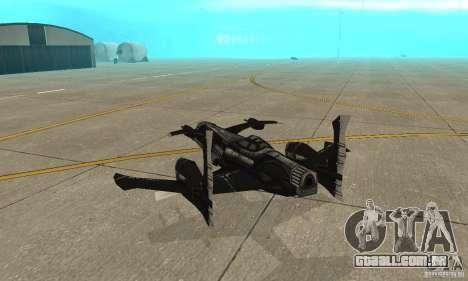 Hydra TimeShift Skin 2 para GTA San Andreas vista direita