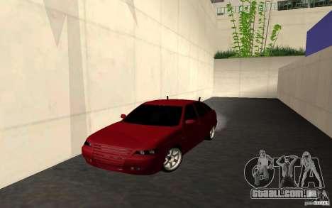LADA PRIORA van tuning para GTA San Andreas esquerda vista
