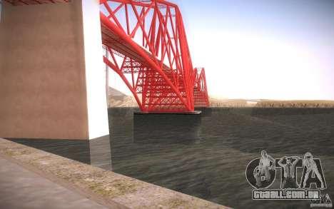 ENBSeries para v 2.0 de PC mais fraco para GTA San Andreas terceira tela
