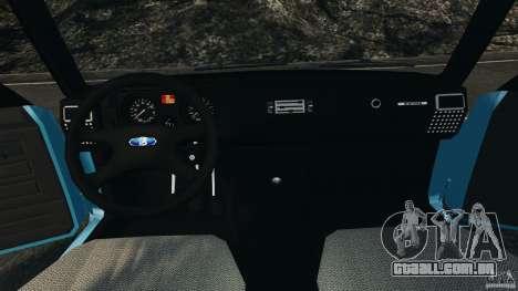 Vaz-2104 [Final] para GTA 4 vista de volta