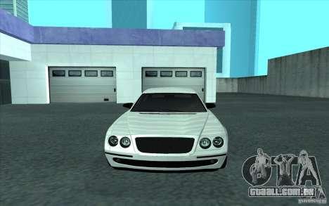 Cognoscneti do GTA 4 para GTA San Andreas vista direita