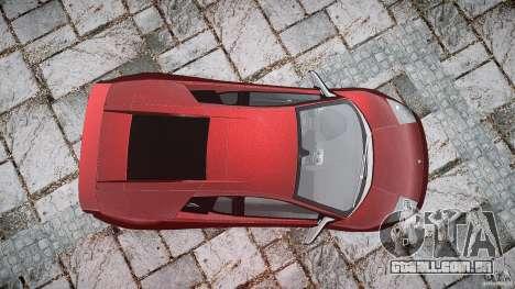 Lamborghini Murcielago v1.0b para GTA 4 vista direita
