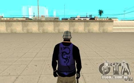 Bronik pele 2 para GTA San Andreas terceira tela