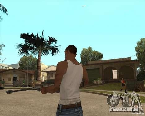 New sniper para GTA San Andreas segunda tela