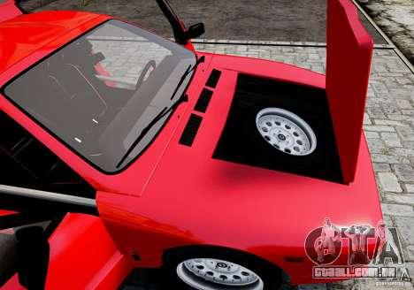 Lancia 037 Stradale para GTA 4 vista de volta