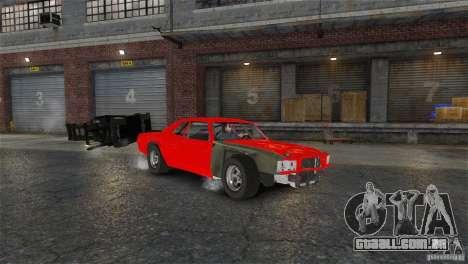 Jupiter Eagleray MK5 v.1 para GTA 4 vista direita