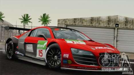 Audi R8 LMS v2.0.1 para GTA San Andreas