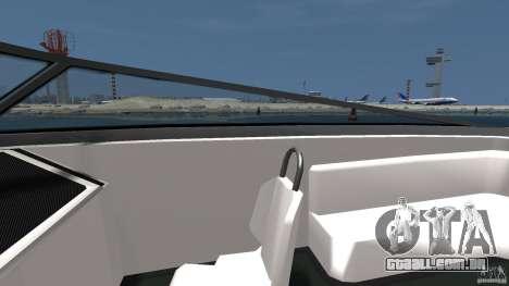 Novo Jetmax para GTA 4 vista interior