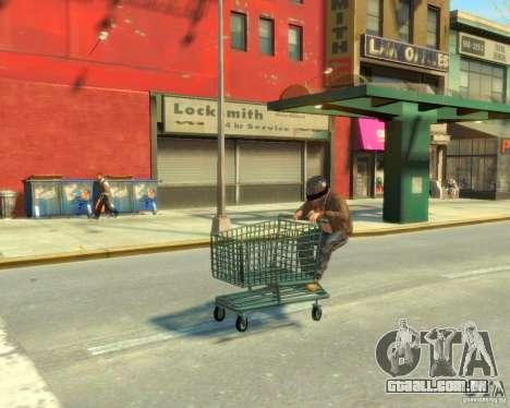 Trole para GTA 4 vista direita