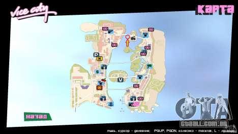 I.A.R. 99 Soim 701 para GTA Vice City vista traseira