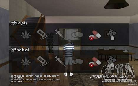 The Black Market Mod v.1.0 para GTA San Andreas terceira tela