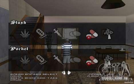 The Black Market Mod v.1.0 para GTA San Andreas terceira tela