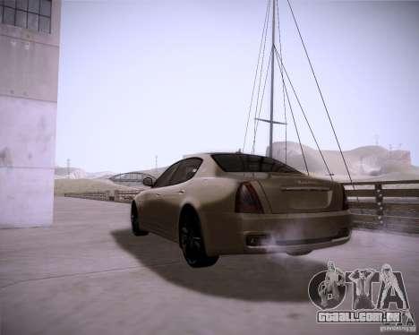 ENBseries by slavheg v2 para GTA San Andreas por diante tela