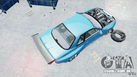 Nissan Skyline R32 GTS-T [FINAL] para GTA 4 vista direita