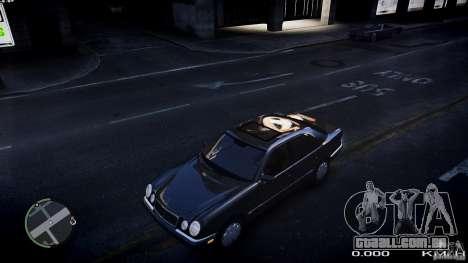 Mercedes w210 1998 (E280) para GTA 4
