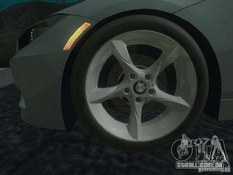 BMW Z4 para o motor de GTA San Andreas