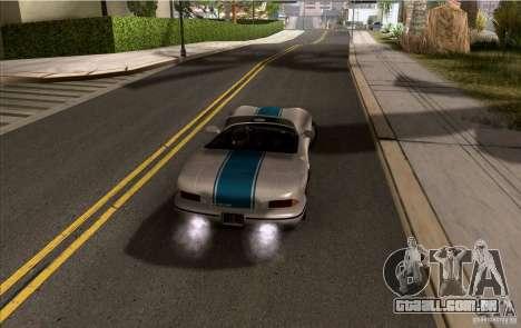 ENBSeries by HunterBoobs v1 para GTA San Andreas segunda tela