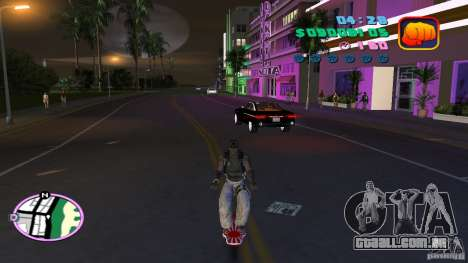 50 Cent Player para GTA Vice City quinto tela