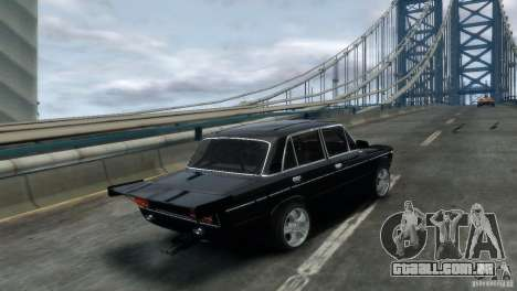 2106 Vaz para GTA 4 esquerda vista