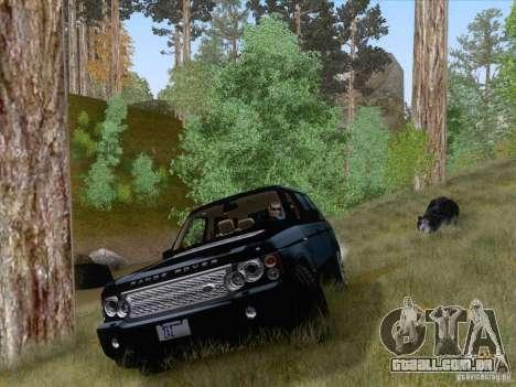 Wild Life Mod 0.1b para GTA San Andreas segunda tela
