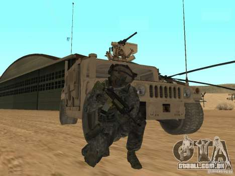 Animations v1.0 para GTA San Andreas terceira tela