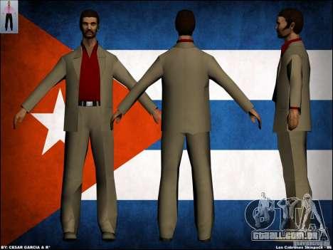 La Cosa Nostra mod para GTA San Andreas terceira tela