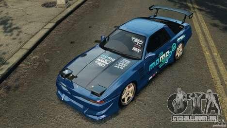 Toyota Supra 3.0 Turbo MK3 1992 v1.0 para GTA 4 rodas