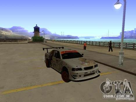 Toyota Chaser JZX100 Tuning by TCW para GTA San Andreas