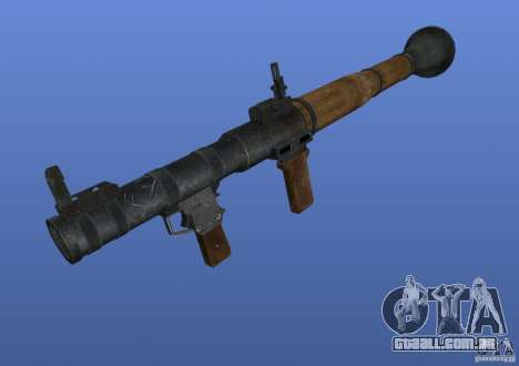 Weapon Textures para GTA 4 terceira tela