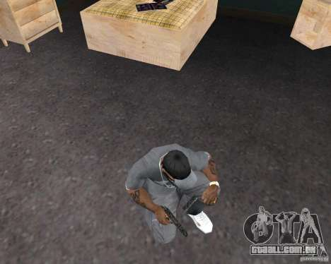 New Colt45 para GTA San Andreas terceira tela