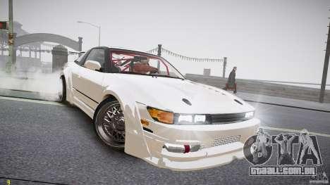 Nissan Sileighty para GTA 4 vista direita