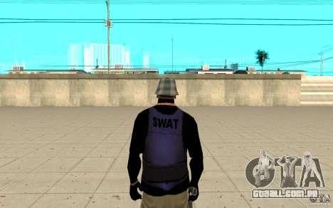 Bronik pele 3 para GTA San Andreas