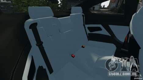 BMW M6 F13 2013 v1.0 para GTA 4 vista lateral