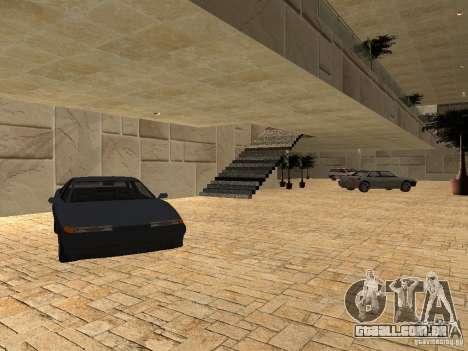 San Fierro Car Salon para GTA San Andreas quinto tela