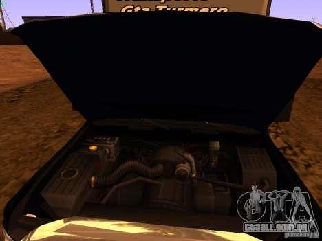 Chevrolet Silverado HD 3500 2012 para GTA San Andreas vista interior