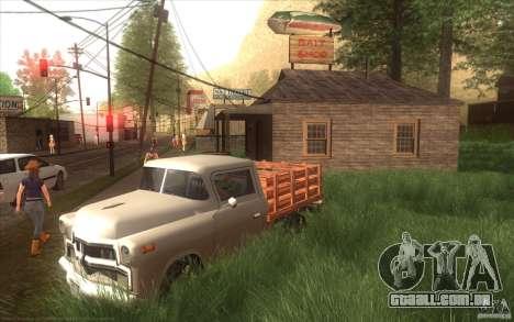 Walton HD para GTA San Andreas