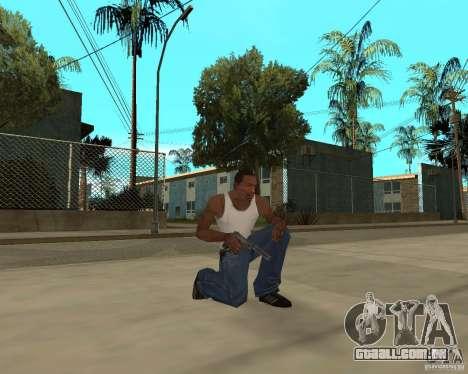 Armas de STALKERa para GTA San Andreas twelth tela