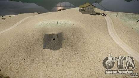 Wind Farm Island - California IV para GTA 4 terceira tela