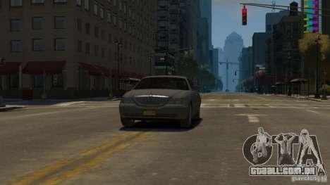 Lincoln Town Car 2003-11 v1.0 para GTA 4 vista direita