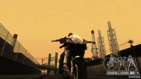 ENBSeries by dyu6 v2.0 para GTA San Andreas terceira tela