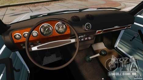 VAZ-2106 para GTA 4 vista de volta
