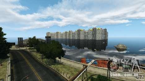 Tokyo Freeway para GTA 4 segundo screenshot