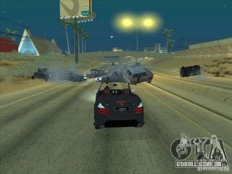 Campo de força para GTA San Andreas
