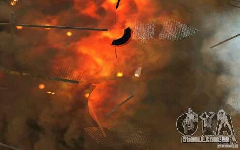Buraco negro para GTA San Andreas por diante tela