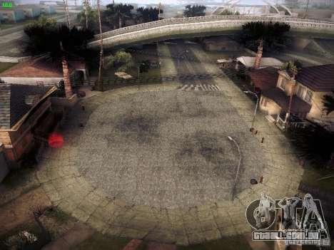 Todas Ruas v3.0 (Los Santos) para GTA San Andreas segunda tela